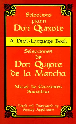 Image for Selections from Don Quixote: A Dual-Language Book (Dover Dual Language Spanish)