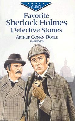 Image for Favorite Sherlock Holmes Detective Stories (Dover Children's Evergreen Classics)