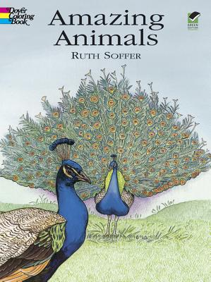 Image for Amazing Animals Coloring Book (Dover Nature Coloring Book)