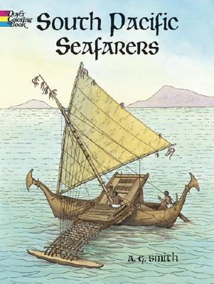 Image for South Pacific Seafarers (Dover History Coloring Book)