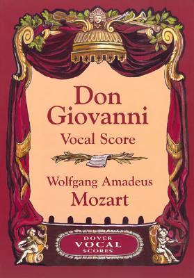 Image for Don Giovanni Vocal Score (Dover Vocal Scores)