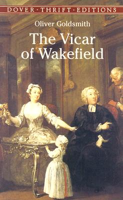 Image for The Vicar of Wakefield (Dover Thrift Editions)