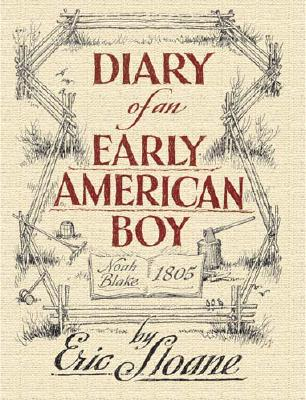 Image for Diary of an Early American Boy: Noah Blake 1805 (Dover Books on Americana)