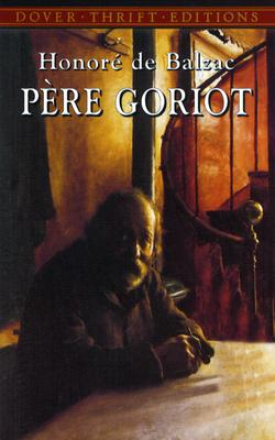 Image for Pre Goriot (Dover Thrift Editions)