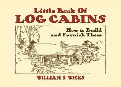 Image for Little Book of Log Cabins