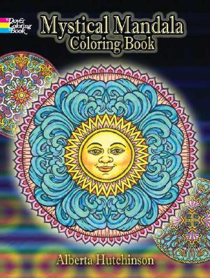 Image for Mystical Mandala Coloring Book (Dover Design Coloring Books)