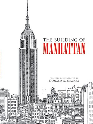 Image for The Building of Manhattan (Dover Architecture)