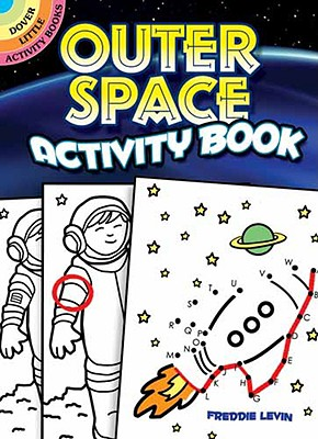 Image for OUTER SPACE ACTIVITY BOOK DOVER LITTLE ACTIVITY BOOKS