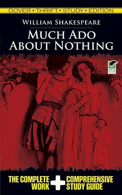 Much Ado About Nothing (Dover Thrift Study Edition)