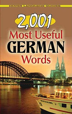 Image for 2,001 Most Useful German Words (Dover Language Guides German)