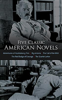 Image for Five Classic American Novels (Dover Thrift Editions)