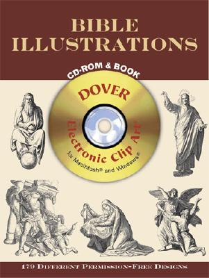 Bible Illustrations (Book & CD-ROM), Dover Publications Inc