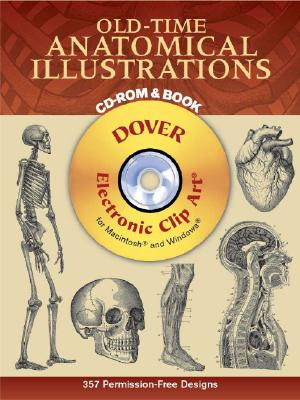 Image for OLD TIME ANATOMICAL ILLUSTRATIONS