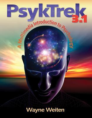 PsykTrek 3.0: A Multimedia Introduction to Psychology, Weiten, Wayne