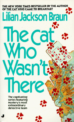 Image for The Cat Who Wasn't There