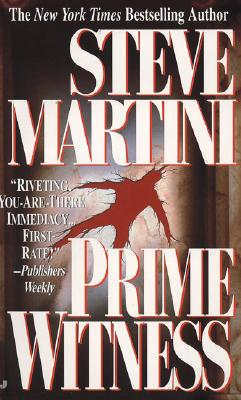 Prime Witness, Steve Martini