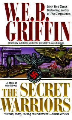 Image for The Secret Warriors (Men at War, 2)