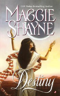 Destiny, MAGGIE SHAYNE
