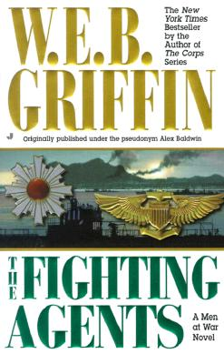 Image for The Fighting Agents (Men at War (Paperback Jove))