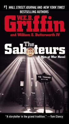 The Saboteurs (Men at War), Captain X/Dodson,Reynolds