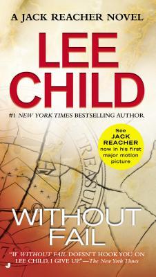 WITHOUT FAIL (JACK REACHER, NO 6), CHILD, LEE