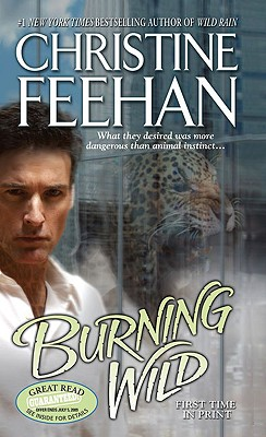Burning Wild #3 Leopard People, Christine Feehan
