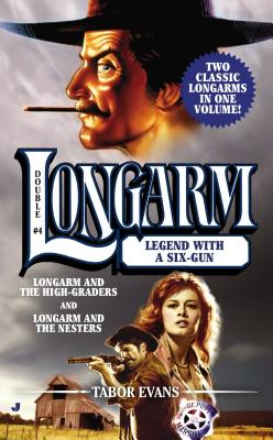 Image for Longarm Double #4: Legend with a Six-Gun