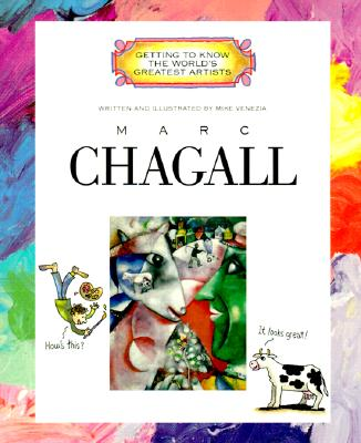 Image for Marc Chagall (Getting to Know the World's Greatest Artists)