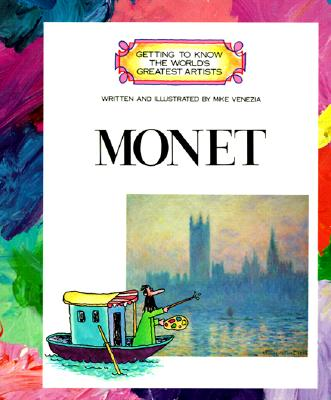 Image for Monet (Getting to Know the World's Greatest Artists)