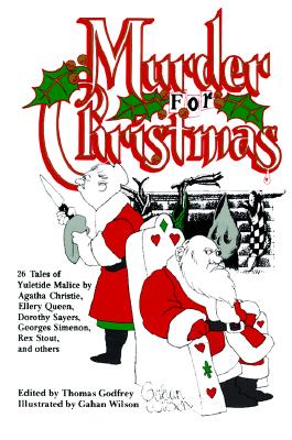Image for Murder for Christmas: 26 Tales of Seasonal Malice