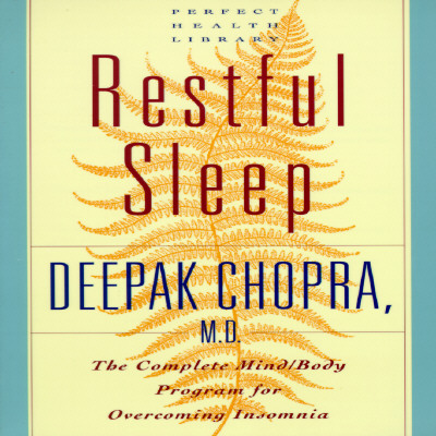 Image for Restful Sleep: The Complete Mind/Body Program for Overcoming Insomnia