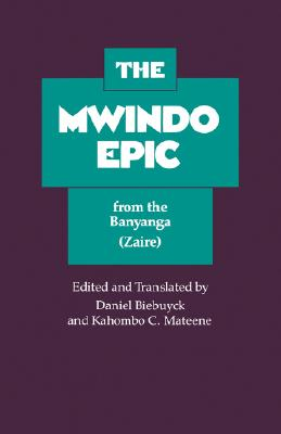 Image for The Mwindo Epic from the Banyanga (Zaire)