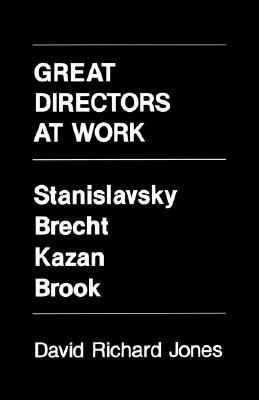 Image for GREAT DIRECTORS AT WORK: Stanislavsky, Brecht, Kaz