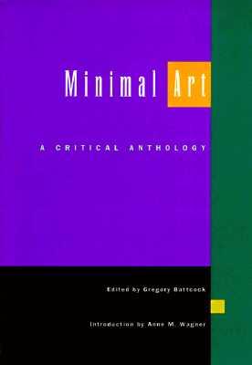 Image for Minimal Art