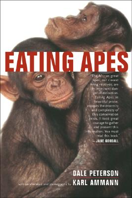 Image for Eating Apes (California Studies in Food and Culture)