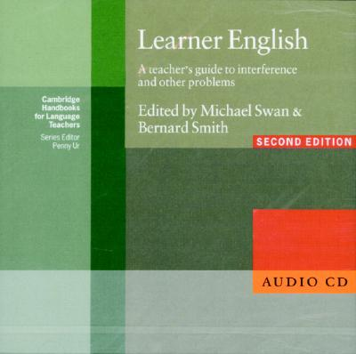 Image for Learner English Audio CD  A Teachers Guide to Interference and Other Problems