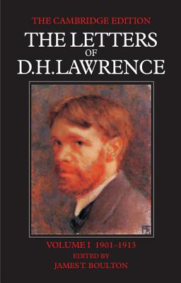 The Letters of D. H. Lawrence 8 Volume Set in 9 Paperback Pieces (The Cambridge Edition of the Letters of D. H. Lawrence)