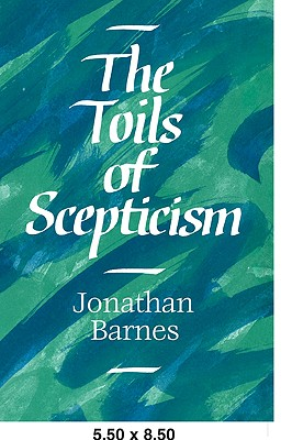 Image for The Toils of Scepticism