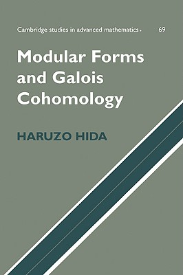 Image for Modular Forms and Galois Cohomology (Cambridge Studies in Advanced Mathematics)