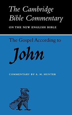 Image for The Gospel according to John (Cambridge Bible Commentaries on the New Testament)