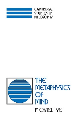 Image for The Metaphysics of Mind (Cambridge Studies in Philosophy)