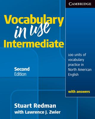 Vocabulary in Use Intermediate Student's Book with Answers, 2nd Edition, Stuart Redman