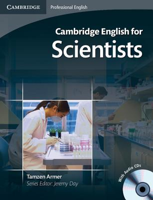 Image for Cambridge English for Scientists Student's Book with Audio CDs (2)