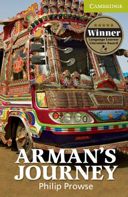 Image for Arman's Journey: Cambridge English Readers Starter Level