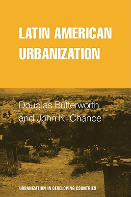 Image for LATIN AMERICAN URBANIZATION