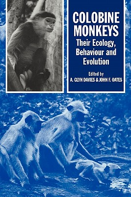 Image for Colobine Monkeys: Their Ecology, Behaviour and Evolution