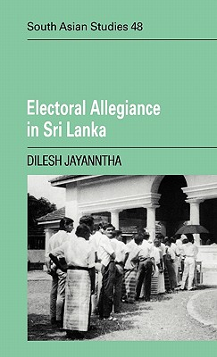 Image for Electoral Allegiance in Sri Lanka