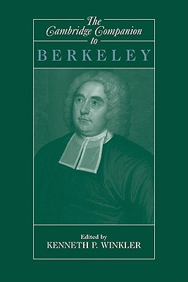 Image for The Cambridge Companion to Berkeley (Cambridge Companions to Philosophy)