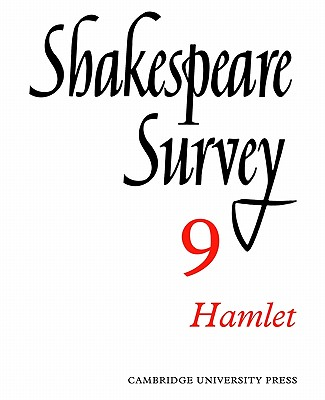 Image for Shakespeare Survey