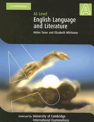 Image for English Language and Literature AS Level (Cambridge International Examinations)